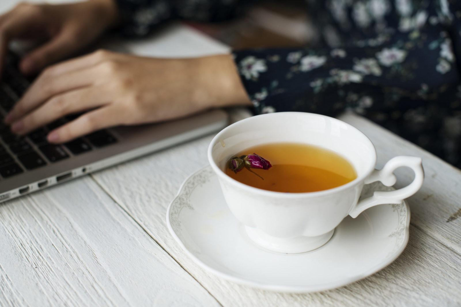 bevande calde e tisane scegliere per la vita da ufficio