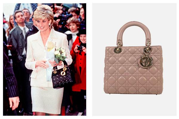 Borsa Lady Dior di Dior