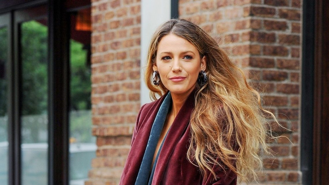 Blake Lively Look