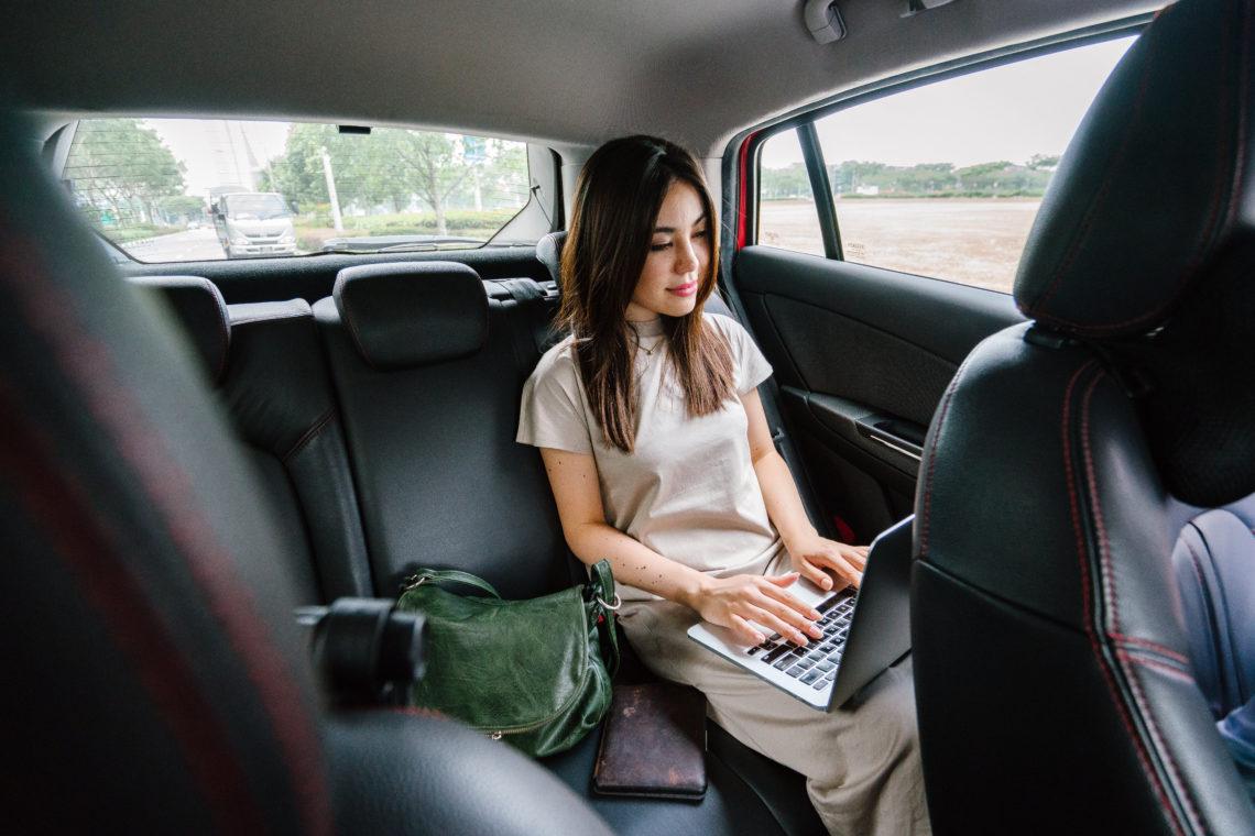 ottimizzare i tempi in un viaggio di lavoro
