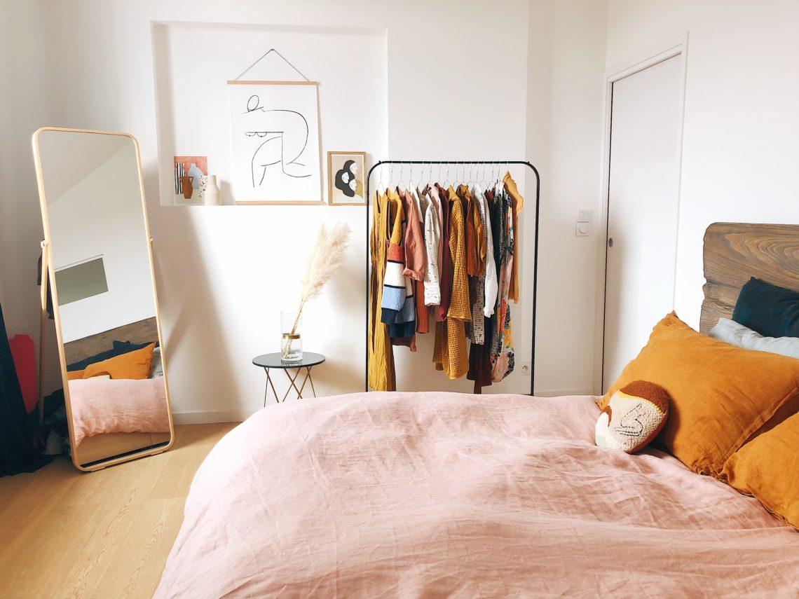 Scegliere i vestiti la mattina