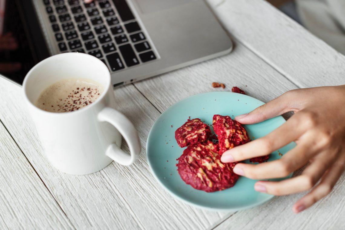 Snack fatti in casa per l'ufficio
