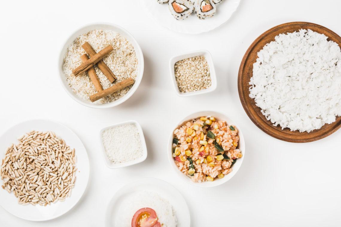 Ricette con il riso